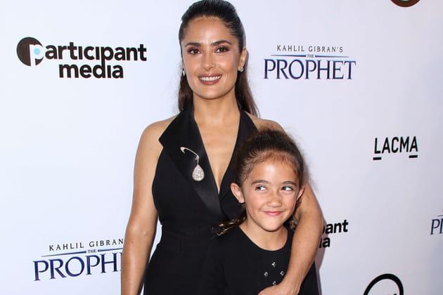 Avec sa fille Valentina Paloma