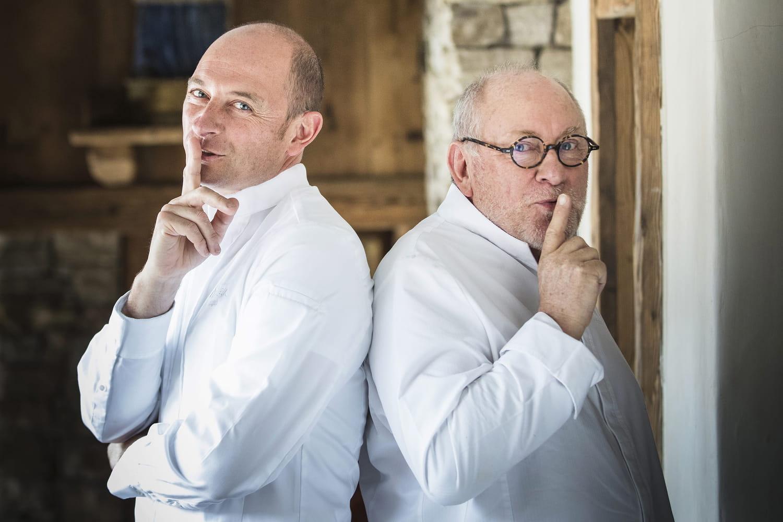 René et Maxime Meilleur: le talent de père en fils