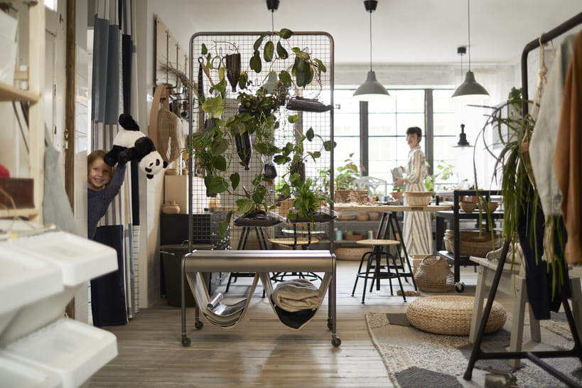 Les images du catalogue 2019 et futures collab' d'IKEA