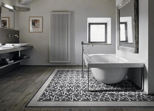 carrelage bo carreau de ciment de point p. Black Bedroom Furniture Sets. Home Design Ideas