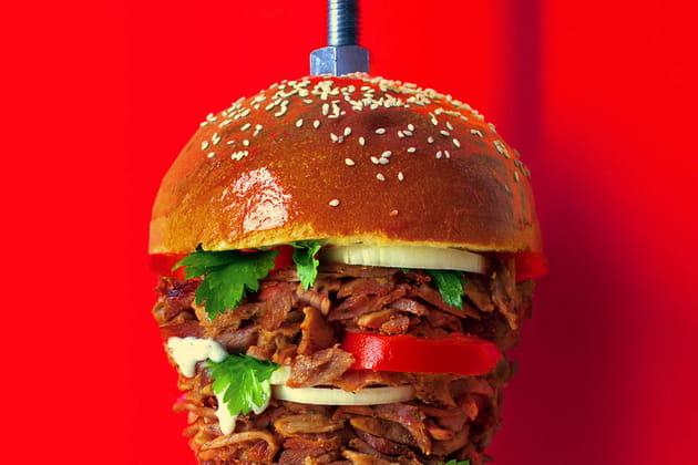 Kebaburger : une belle brochette de saveurs