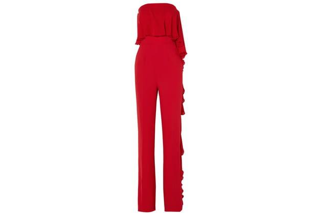 Combi-pantalon bustier de Elie Saab