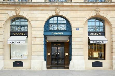 La boutique Chanel Joaillerie de la place Vendôme