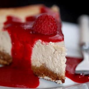 cheesecake à la crème de marrons