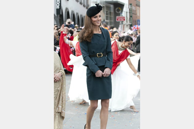 Kate middleton le 8 mars 2012