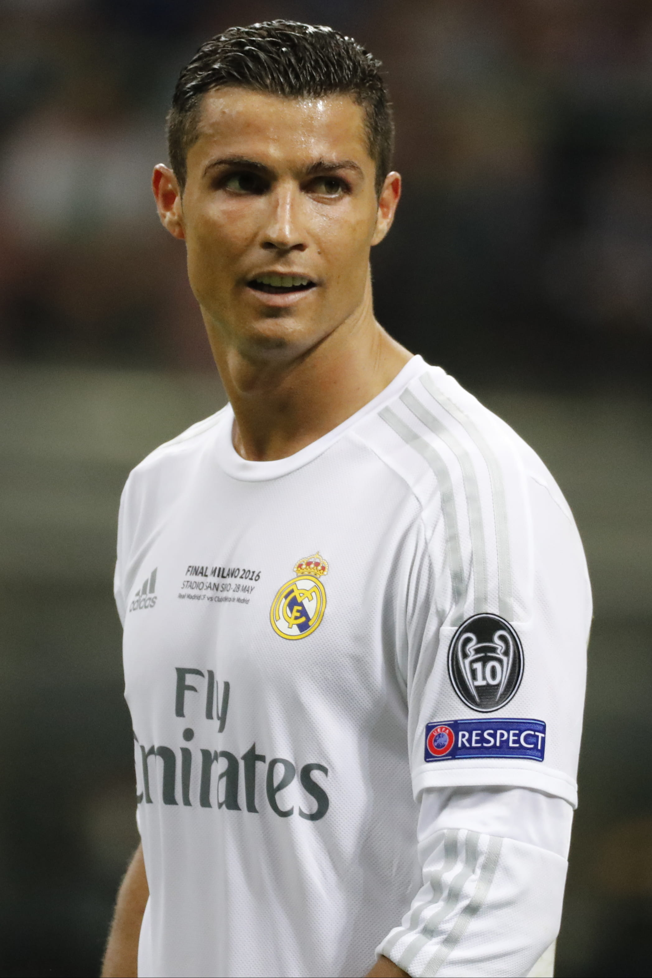 Cristiano Ronaldo Coiffure 2019