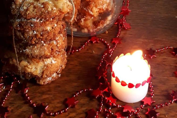 Biscuits de Noël à l'abricot
