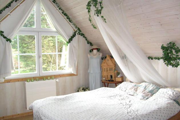 La chambre de Sylvie, nature