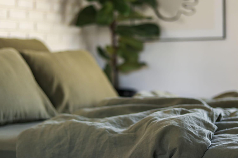 Dormir dans du lin : une bonne idée ?