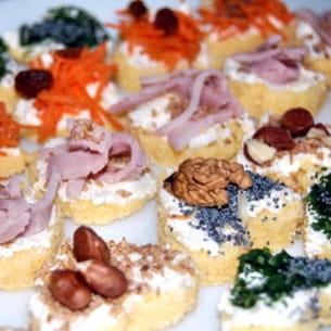polenta apéritive