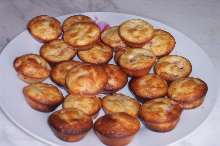 Muffins allégés aux fruits