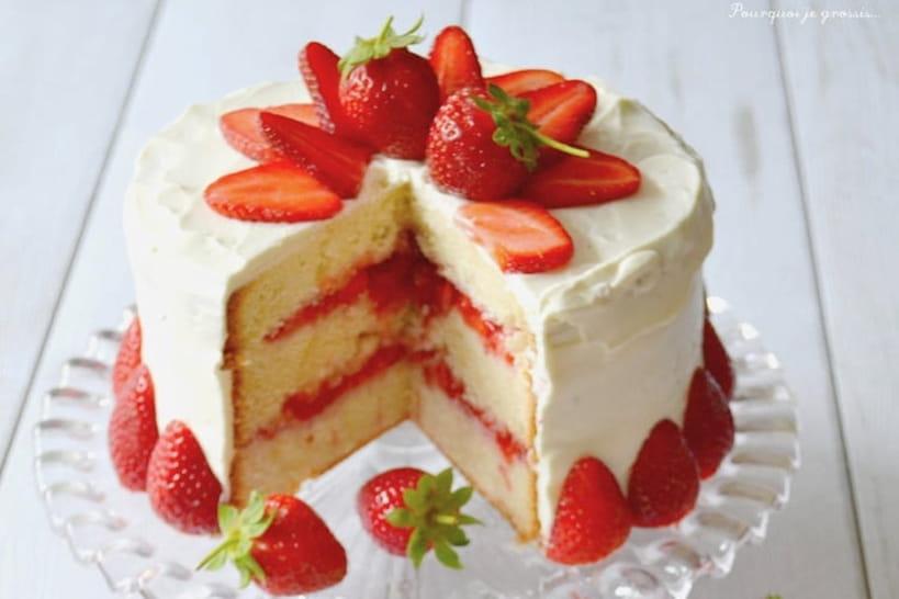 Recettes de gâteaux d'anniversaire