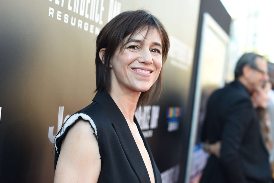 Charlotte Gainsbourg lance une collection avec NARS Cosmetics