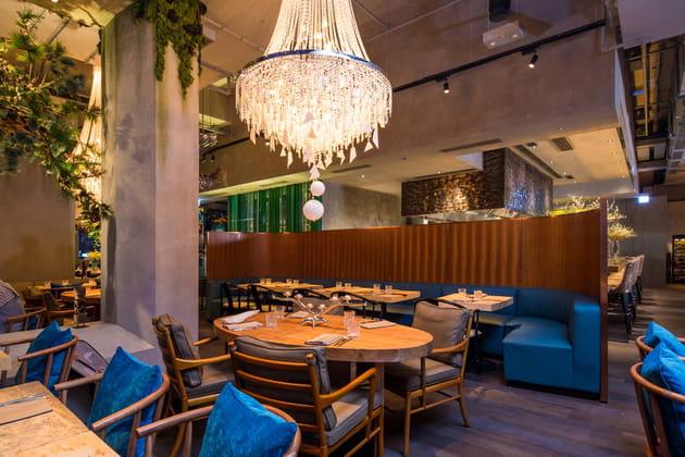 Où manger : The Seafood Room