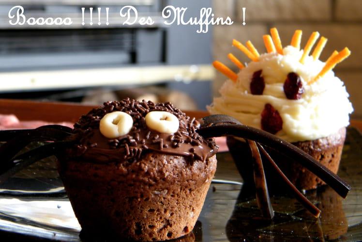 Muffins originaux au chocolat