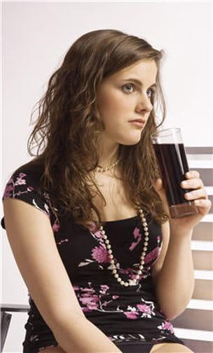 attention aux sodas, ils sont riches en sucre et donc en calories. l'eau doit