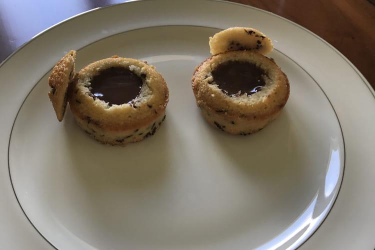 Gâteaux tigrés à la pralinoise