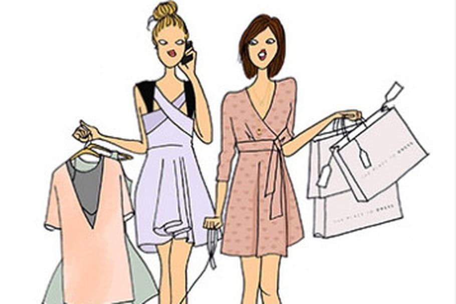 The Place To Dress : le premier e-shop entièrement dédié aux robes