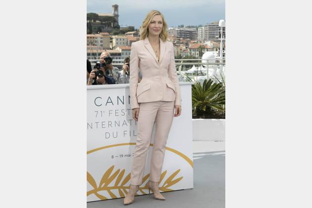 Cate Blanchett en Christian Dior