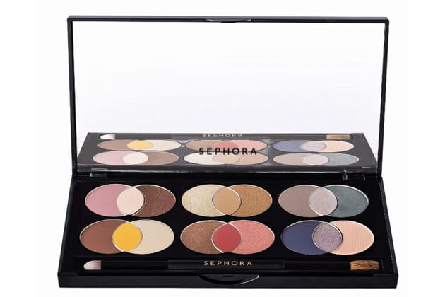 Palette Mixology Galaxy by Sandrea x Sephora Collection