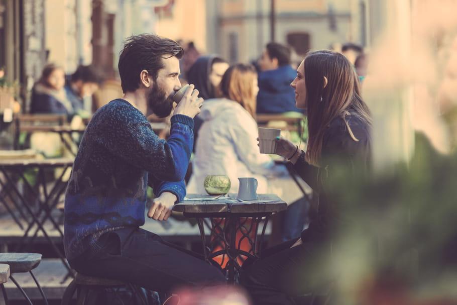 différence entre la rencontre voir quelqu'un mariage ne datant pas EP 12 Viki