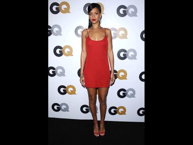 Rihanna, glamour