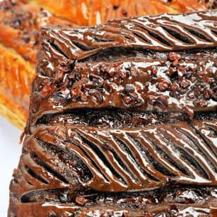 galette tout chocolat de christophe roussel