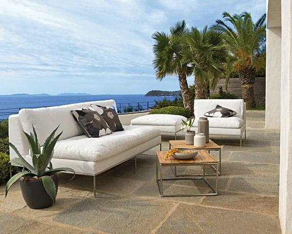 salon de jardin portofino de truffaut. Black Bedroom Furniture Sets. Home Design Ideas