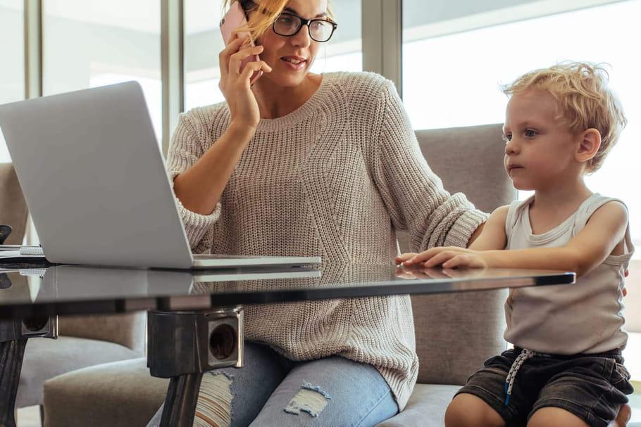 Chômage partiel et garde d'enfants: que faire si l'école ferme?
