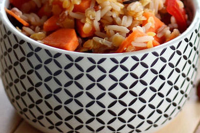 Recettes salades pâtes et riz