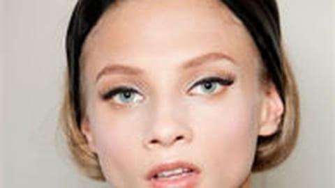 L'oeil de biche selon Christian Dior