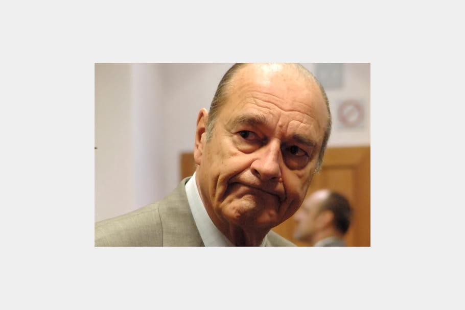 Jacques Chirac condamné