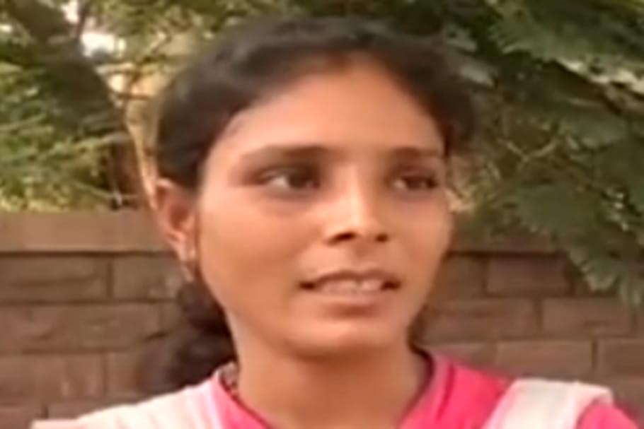 Mariée à 11 mois, cette jeune Indienne riposte et gagne