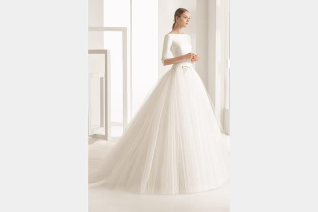 Robe de mariée Nekane, Rosa Clara