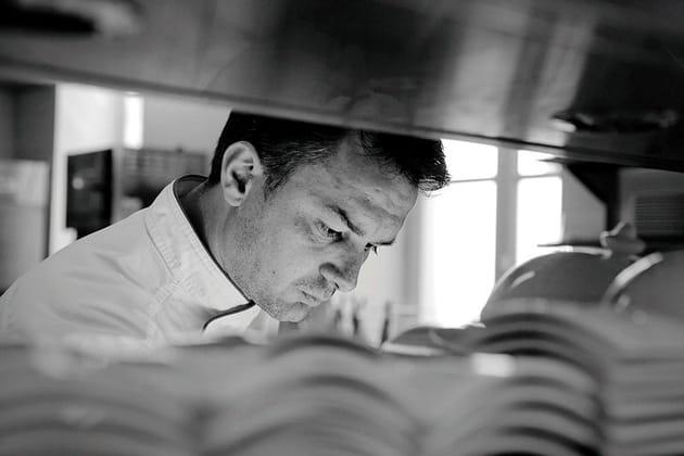 Pascal Nibaudeau, nouveau grand nom de la cuisine