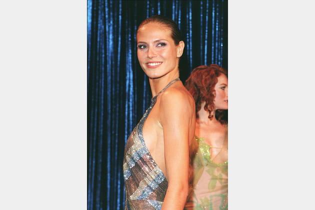 Heidi Klum le 8février 1999