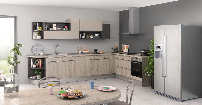 cuisine mezzo ficelle de so coo 39 c. Black Bedroom Furniture Sets. Home Design Ideas