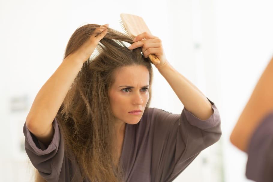 Comment ne plus avoir de pellicules dans les cheveux?