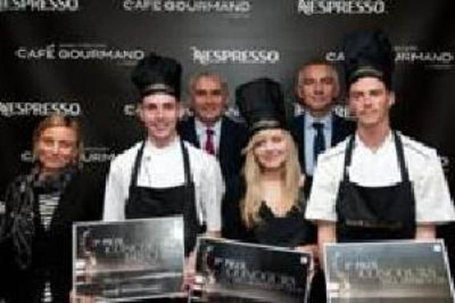 Concours café gourmand Nespresso : 3 lauréats et un succès