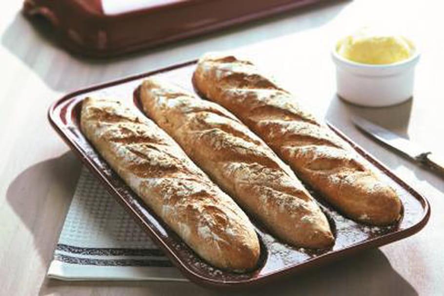 Concours mensuel : gagnez des moules à pain Emile Henry