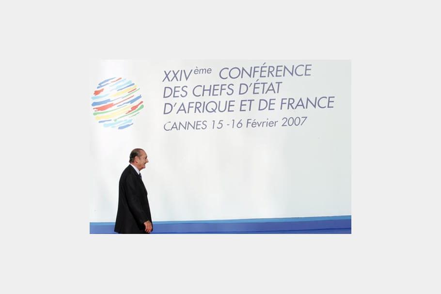 Jacques Chirac : l'adieu africain