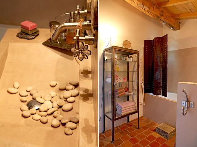 Armoire de salle de bains
