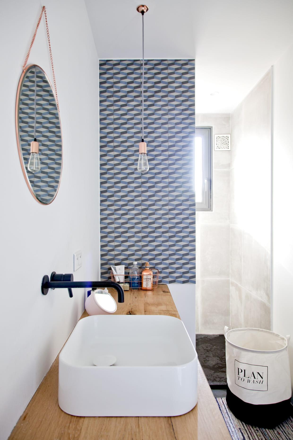Petite salle d\'eau, maxi idées