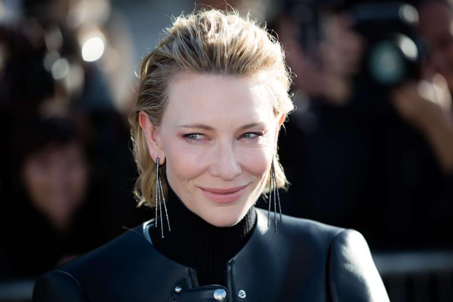 Cate Blanchett présidera le 71e Festival de Cannes