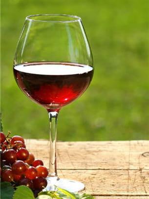 vin rouge ou vin blanc, c'est le même apport calorique.