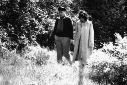 Francois Mitterrand, fou d'amour pour Anne Pingeot
