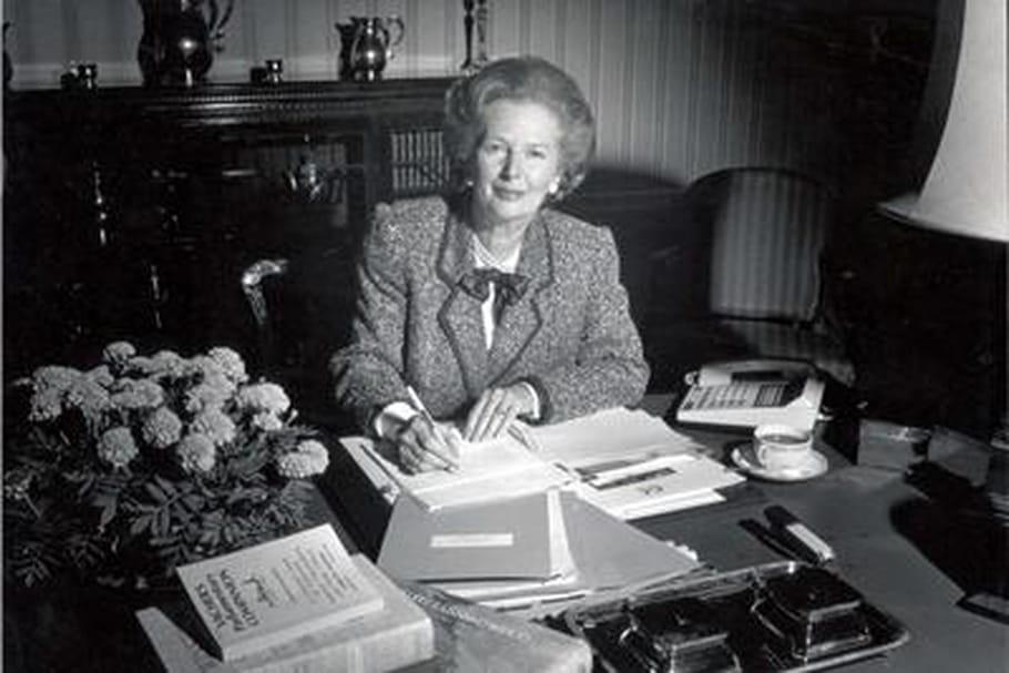 Mort de Margaret Thatcher : portrait de pour la Dame de Fer