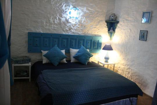 hommage au bleu de essaouira - Decoration De Chambre En Bleu