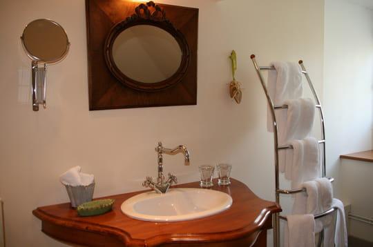 Une salle de bains quatre étoiles
