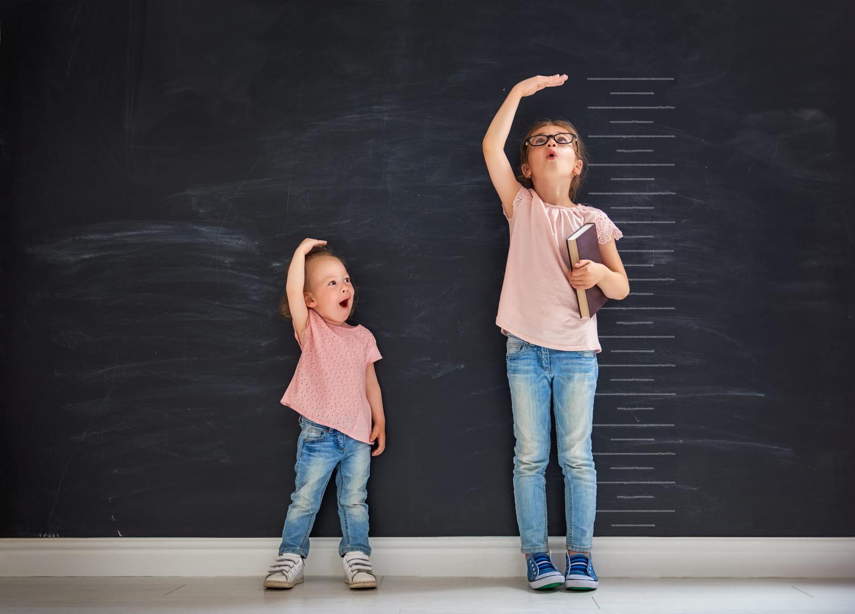 Croissance de l'enfant: comment savoir s'il grandit bien?
